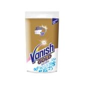 Пятновыводитель Ваниш (Vanish) Oxi Action GOLD Кристал.белизна жидкий 100 мл. – ИМ «Обжора»