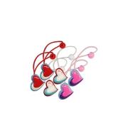Невидимка Ласковая для волос сердце дет. 6шт. 52714 – ИМ «Обжора»