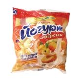 Кукурузные палочки Золотое зерно Салют Йогурт-Персик 60 г – ИМ «Обжора»
