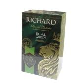Чай Ричард (Richard) Роял Зеленый 90г – ИМ «Обжора»