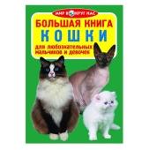Большая книга. Кошки F00011465 – ИМ «Обжора»
