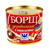 Борщ Онисс Украинский с фасолью 525 г – ИМ «Обжора»