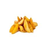 Замороженные овощи Рудь Картофель Долька со шкуркой вес. – ИМ «Обжора»