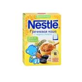 Каша Нестле (Nestle) б/мол гречневая с черносливом м/у 180 г – ИМ «Обжора»