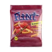 Сухарики Флинт (Flint) Бекон 35 г – ИМ «Обжора»