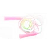Скакалка MS 0827 пластик. ручки, 3 цвета, 195 см ODC53860 – ИМ «Обжора»