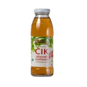 Сок Берёзово-яблочный 0,3л – ИМ «Обжора»