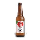 Напиток плодово-ягодный с/а Яблоко 0,35л – ИМ «Обжора»