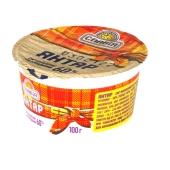 Сыр плавленный колбасный Славия  Янтарь 60% 220 г – ИМ «Обжора»