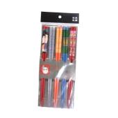 Набор палочки для суши  5 шт цветные – ИМ «Обжора»