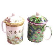 Чашка с крышкой маленькая детская 1750 – ИМ «Обжора»