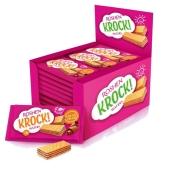 Вафли Рошен (Roshen) Krock какао 40г – ИМ «Обжора»