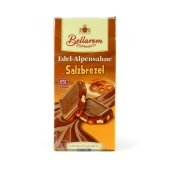 Шоколад Белларом молочный с соленым крекером 200 г – ИМ «Обжора»