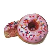 Пончик DONUTS заварн.крем со вкусом клубники – ИМ «Обжора»