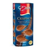 Конфеты Криспино чипсы молочный шоколад 80 г – ИМ «Обжора»