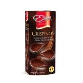 Конфеты Криспино чипсы темный шоколад 80 г – ИМ «Обжора»