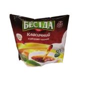 Чай Беседа 50п черный м/уп – ИМ «Обжора»