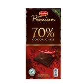 Шоколад Elysia черный 70% перец чили 100 г – ИМ «Обжора»