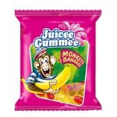 Конфеты Джусии-Гаммии (Juicee Gummee) обезьяны и бананы 80 г – ИМ «Обжора»