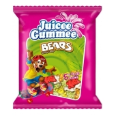 Конфеты Джусии-Гаммии (Juicee Gummee) мишки 80 г – ИМ «Обжора»