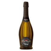 Вино игристое Фрателли (Fratelli) брют белое 0,75 л – ИМ «Обжора»