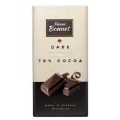 Шоколад Пьер Боне (Pierre Bonnet)  черный 70%  100г – ИМ «Обжора»
