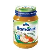 Пюре Хаме (Hame) индейка с овощами и рисом 190 г – ИМ «Обжора»