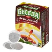 Чай Беседа черный 100 п – ИМ «Обжора»