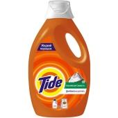 Жидкий гель Тайд (Tide) Альпийская свежесть 1,235л. – ИМ «Обжора»