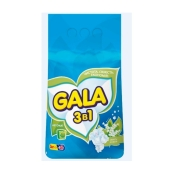 Стиральный порошок GALA Автомат Свежесть ландыша 3 кг – ИМ «Обжора»