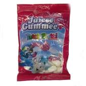 Конфеты Джусии-Гаммии (Juicee Gummee)  тути фрути 150 г – ИМ «Обжора»
