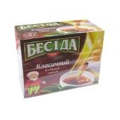 Чай Беседа черный 50 п – ИМ «Обжора»