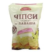 Чипсы Виктория из лаваша ваниль  125 г – ИМ «Обжора»