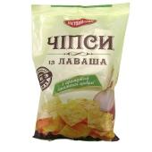 Чипсы Виктория из лаваша лук 125 г – ИМ «Обжора»