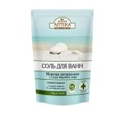 Соль для ванной Зеленая аптека Морская натуральная  500 г – ИМ «Обжора»