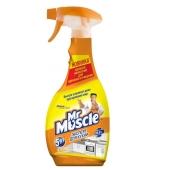 Ср-во Мистер Мускул (Mr Muscle) для кухни Эксперт Свежесть лимона 450 мл – ИМ «Обжора»