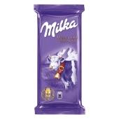 Шоколад Милка (Milka) молочный без добавок 90 г – ИМ «Обжора»
