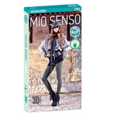 Колготки Mio Senso SHELTON black 4 – ИМ «Обжора»