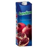 """Гранатовый нектар """"Sandora"""" 0,95 л – ИМ «Обжора»"""