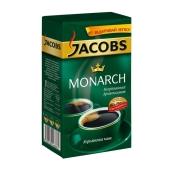 Кофе Якобс (Jacobs) Монарх 230 г молотый – ИМ «Обжора»