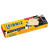 Печенье Бальзен Лйбниц (Leibniz) black & white 125г – ИМ «Обжора»