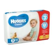 Подгузники Хаггиз (Huggies) Классик 5 (11-25кг) 42 шт – ИМ «Обжора»
