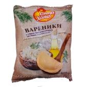 Вареники Сыта хата с творогом соленый 900 г – ИМ «Обжора»
