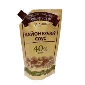 Майонез Беларусские традиции 350 г лёгкий 40% – ИМ «Обжора»
