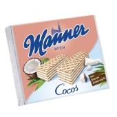 Вафли Маннер (Manner) кокос 75г – ИМ «Обжора»