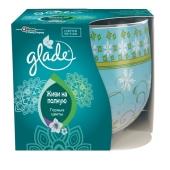 Свеча Глейд (Glade) Горные цветы аром-я – ИМ «Обжора»