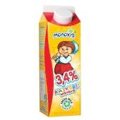 Молоко Молокия Сказочное  3,4% 930 г – ИМ «Обжора»
