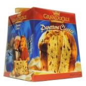 Кекс Гранд ди Кале (Grand du Cale) Панетоне 1 кг – ИМ «Обжора»