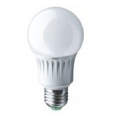 Лампа Навигатор (Navigator) 71 296 NLL-A65-12W  230V 2700K E27 (12Вт, 220-240 В) – ИМ «Обжора»