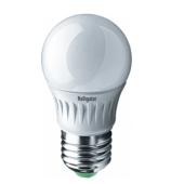 Лампа Navigator 94 477 NLL-P-G45-5-230-2,7K-E27(5Вт, 220-240 В) – ІМ «Обжора»